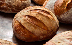 French country bread - by Conrad Gallagher food